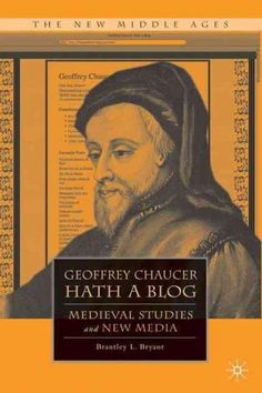 There is a tendency to assume that anything that happened in history is not funny. Geoffrey Chaucer Hath a Blog performs the vital service of showing that the Middle Ages can be fun, and, as a side ef