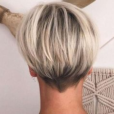 Shaggy Bob Hairstyles, Cool Hairstyles, Hairstyles 2018, Hairstyle Ideas, Short Choppy Haircuts, Pinterest Hairstyles, Scene Hairstyles, Pixie Haircuts, Trending Hairstyles