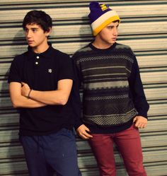 Jai & Luke Brooks
