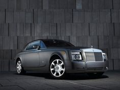 Rolls Royce Phantom Coupe...Best one in the range!