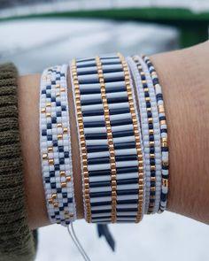 off loom beading stitches - bracelets Loom Bracelet Patterns, Bead Loom Bracelets, Bead Loom Patterns, Beaded Jewelry Patterns, Beading Patterns, Beading Ideas, Jewelry Bracelets, Diamond Bracelets, Beading Supplies