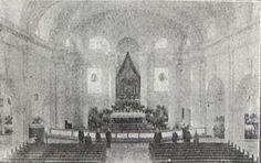 Kościół Matki Boskiej Nieustającej Pomocy, Bydgoszcz - 1928 rok, stare zdjęcia