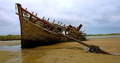 shipwrecked boat - Google Search