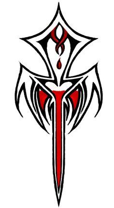 Vampire Ankh By 13star On Deviantart Vampire Symbols Graffiti Drawing Vampire