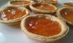 Gluten Free Apricot Jam Tarts