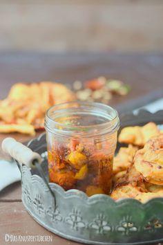 Tomaten Mozzarella Kringel - Tomato Mozzarella Mini Bread | Das Knusperstübchen