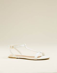 Slip into the season with a pair of sandals from Miladys. Womens Fashion Online, Fashion Outfits, Bar, Clothes For Women, Sandals, Chic, Stylish, How To Wear, Accessories
