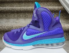 Lebron 9 Lake Summits.