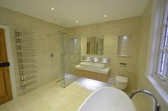 Luxury bathroom builders Kensington, London | www.knoetze.co.uk