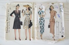 VINTAGE PATTERN LOVE + GIVEAWEAY | Closet Case Files