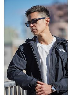 Gents Hair Style, Leather Apron, Soul Brothers, Trending Haircuts, Learn To Dance, Rain Jacket, Bomber Jacket, Windbreaker, Short Hair Styles
