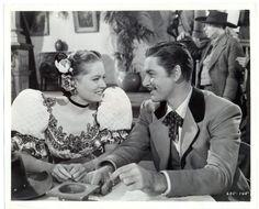 san antonio/errol flynn | Alexis Smith Errol Flynn Original Movie Photo 1945 San Antonio | eBay