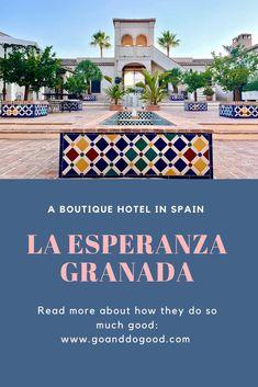 La Esperanza Granada does so much good for its local community! Europe Destinations, Europe Travel Tips, Spain Travel, Amazing Destinations, Road Trip Packing List, Road Trip Europe, European Vacation, European Travel, Toddler Travel