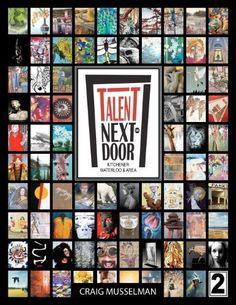 Talent Next Door - Kitchener Waterloo & Area Volume 2 Next Door, New Artists, Artist At Work, Daisy, Photo Wall, Gallery Wall, Watercolor, Fresh, Photograph
