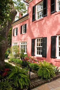 Charleston, South Carolina color by Mark Holmes