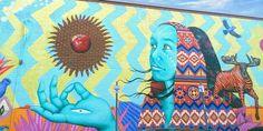 Aaron Glasson – Vibrant Murals