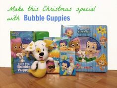 Make this Christmas special with Bubble Guppies