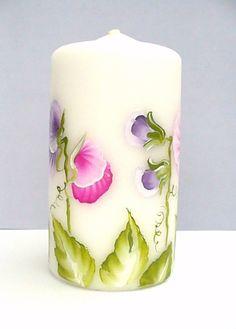 Sweetpea candle £10.00