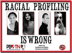 racial profiling is wrong essays Reflective essay on racial profiling: it would also be wrong and ineffective for competent law enforcement officers to disregard information that they view as.