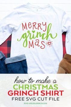 FREE Christmas SVG -