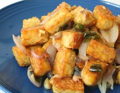My Kitchen Snippets: Tempeh in Honey Lime Sauce