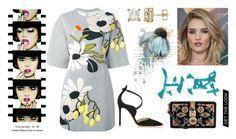"""""""Unbenannt #196"""" by majalina123 on Polyvore featuring Mode, Marni, Gianvito Rossi, Dolce&Gabbana, Whiteley und Anja"""