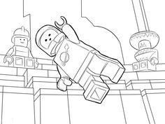 Free Printable Benny Coloring Page