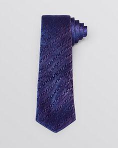 Thomas Pink Severn Optical Skinny Tie | Bloomingdale's