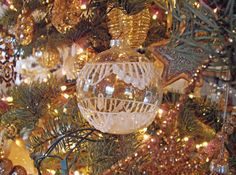 Lovely ornaments for your tree at Primrose Antiques & Fancy Goods