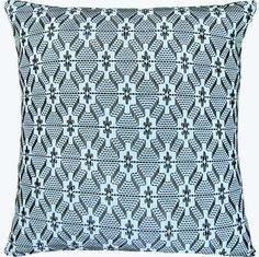 Sueco tejidas a mano tejer almohada Joya de por SwedishWeaveDesigns