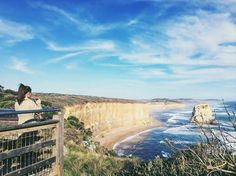 Travel far enough you meet yourself  #12apostles #australia #melbourne #greatoceanroad by n_wmz http://ift.tt/1ijk11S