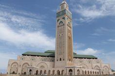 Fotografía: Sandra Poza- Casablanca Casablanca, San Francisco Ferry, Portugal, Building, Travel, Morocco, Vacation, Places To Visit, Buildings