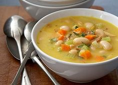Tuscan White Bean Soup | Recipes | Eat Well | Best Health