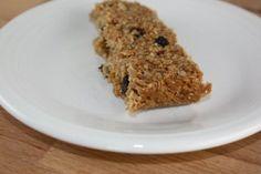 Homemade Granola Bars - Lynn's Kitchen Adventures