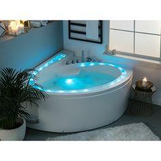 Jacuzzi Bathtub, Bathtub Shower, Whirlpool Bathtub, Jetted Tub, Bathtubs, Luxury Bathtub, Corner Tub Shower, Corner Bathtub, Two Person Bathtub