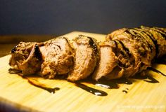 Everyone seemed to love the other Crock Pot Pork Tenderloin so I found another from Slender Kitchen (all credit to them!) that looks DIVINE! Balsamic Brown Sugar Pork Tenderloin Servings: 6 Serving...