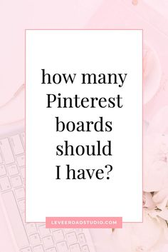 Learn how to plan out your Pinterest boards, names, and categories using the content you already have on your blog or e-commerce website! Get ideas on the best boards to make for your niche to help your content get found in Pinterest search. Get FREE Pinterest SEO Training at leveeroadstudio.com  #bloggingtips #pinteresttips #smallbusiness Small Business Marketing, Online Business, Pinterest Board Names, Pinterest Account, Pinterest Categories, Pinterest For Business, Pinterest Marketing, Seo Training, Boards
