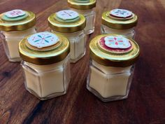 Check all the ladies off your list with this easy-to-make recipe for homemade beeswax lip balm. Include the recipe, and recipients may never go back to the storebought stuff!   Originally from DIY Beeswax Lip Balm