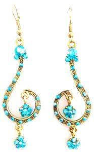 Stunning Bollywood Naiya Earrings