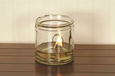 Lehman's - Cabin Olive Oil Lamp