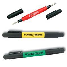 This is no business promotional pen. It is something a lot more nifty and unique!