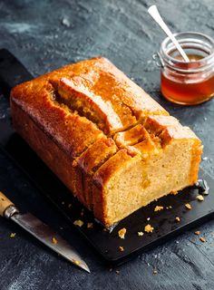 This sticky, rum-laced loaf recipe is a firm favourite. Even those that aren't fond of rum to drink really love this one. Loaf Recipes, Baking Recipes, Delish Cakes, Afternoon Tea Recipes, Tea Sandwiches, Something Sweet, Meals For The Week, Sweet Bread, No Bake Cake