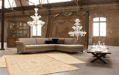 Beautiful roche bobois on pinterest modular sofa tub chair and french bedr - Syntaxe roche bobois ...