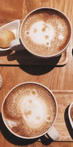 Japanese old latte art
