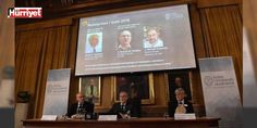 Nobel Fizik Ödülünün sahipleri belli oldu : 2016 Nobel Fizik Ödülünü İngiliz bilim insanları David Thouless Duncan Haldane ve Michael Kosterlitz kazandı.  http://ift.tt/2cZOzX0 #Dünya   #Nobel #Ödülü #Fizik #Thouless #Duncan
