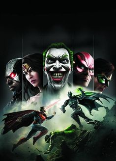 """Following in the tradition of 2-D fighting games, """"Injustice"""" gives the player a feel for being a super-being within the DC universe fighting foes with their favorite characters. Normally seen fighting alongside one another in the pages of """"World's Finest"""", players now are able to pit Superman and Batman against each other. This particular game reminisces back to extremely popular games like Mortal Kombat, offering a connection to iconic roots that video games have."""