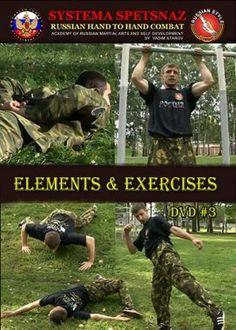 Buy Russian Martial Arts DVD Elements and Exercises for Hand To Hand Combat Street Self-Defense Training by Russian Systema Spetsnaz Hapkido, Kendo, Krav Maga, Wing Chun, Kickboxing, Muay Thai, Tai Chi, Jiu Jitsu, Karate