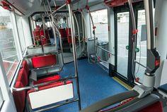 バルセロナの新型3連結バス : gyuのバルセロナ便り Letter from Barcelona