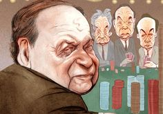 The Biggest Bet Ever: Soros, Paulson and Cooperman Take On Adelson Over The Future Of Gambling In America.   NCO eCommerce, www.netkaup.is