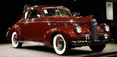 1940 La Salle Series 40-50 Coupe